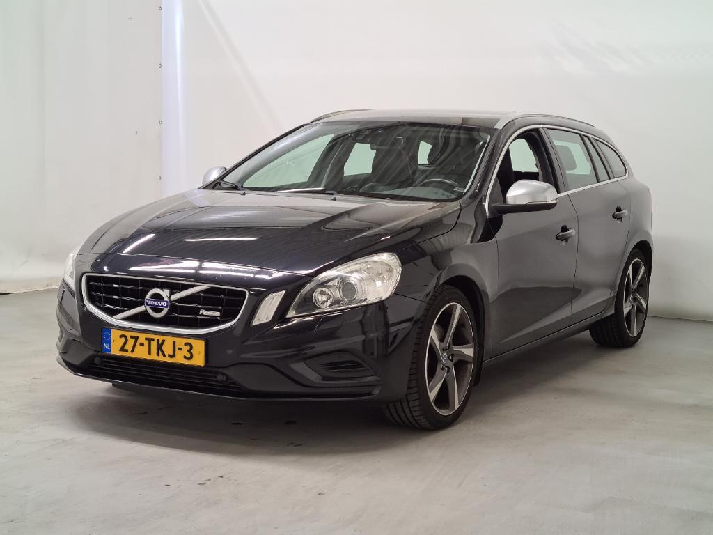 Volvo V60 1.6 T3 R-Design