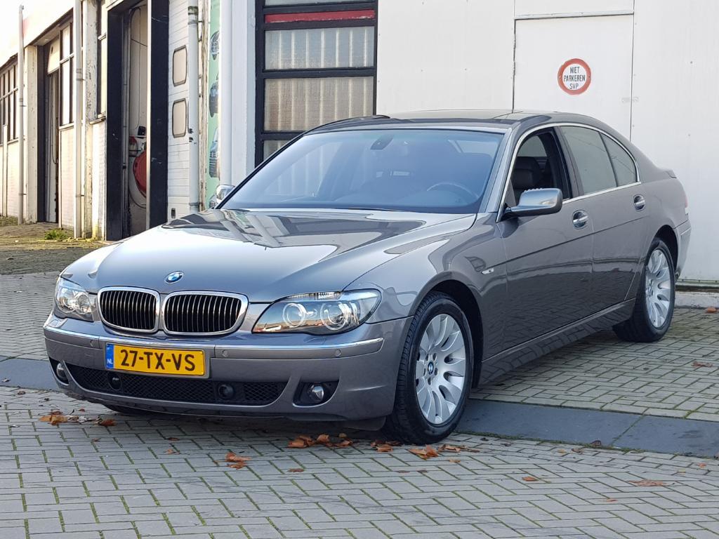 BMW 7-SERIE  760i