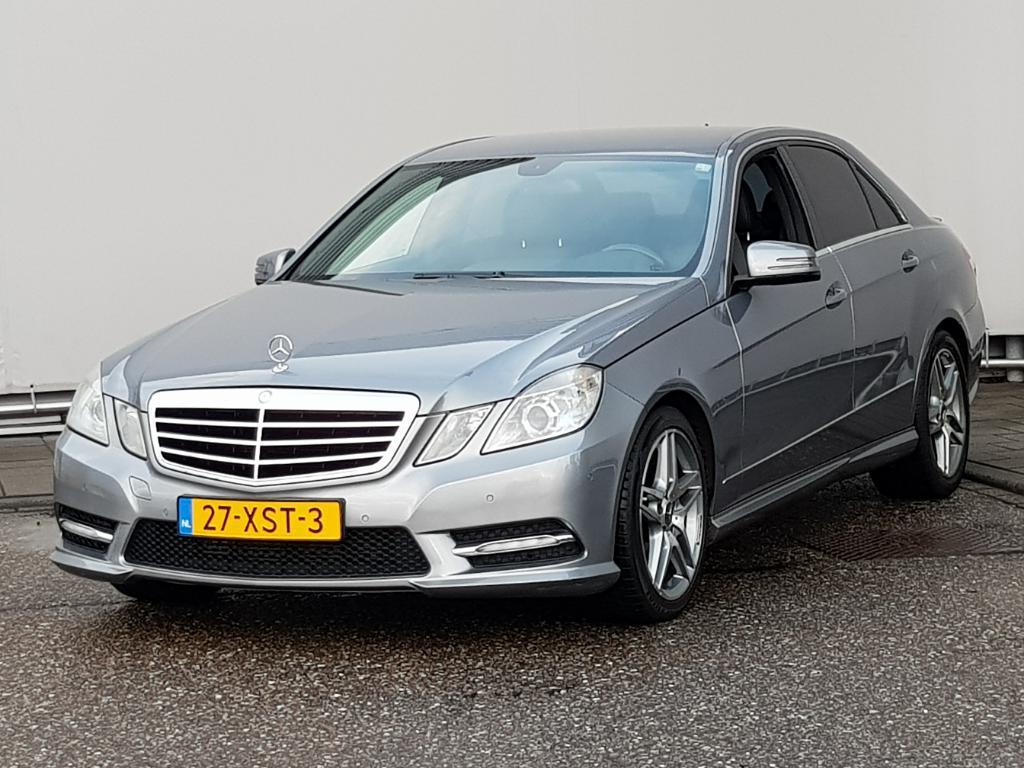 Mercedes-Benz E-KLASSE  200 CDI Ed. Sp. AMG