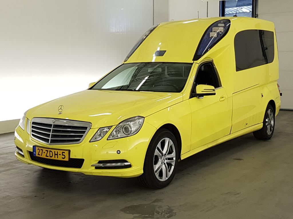 Mercedes-Benz E-KLASSE  2.2 CDI Ambulance