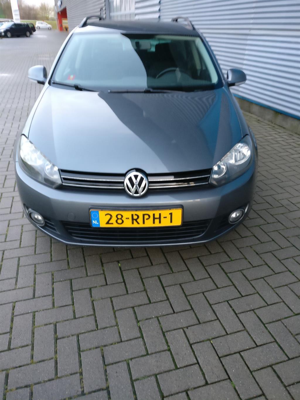 Volkswagen GOLF VARIANT 1.6 TDI Comfl. Bl.M
