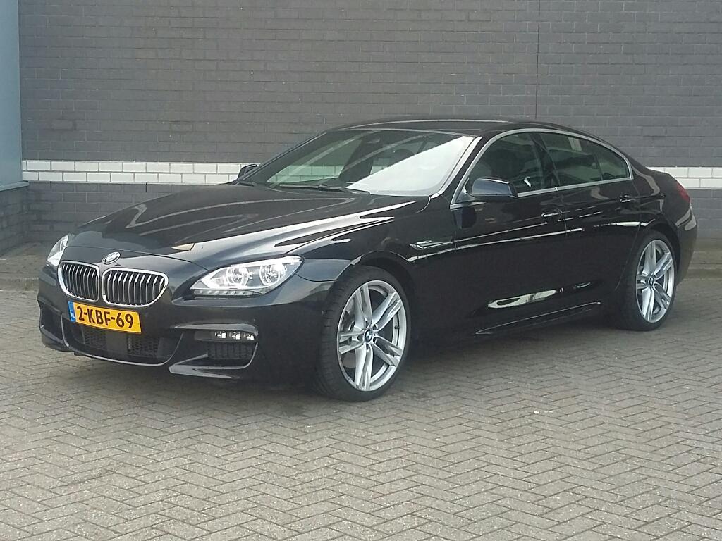 BMW 6-SERIE GRAN COUPÉ 640d High Executive