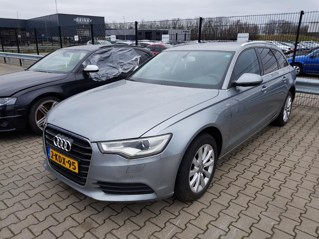 Audi A6 AVANT 2.0 TDI Bns Edition NOT FOR EXPORT