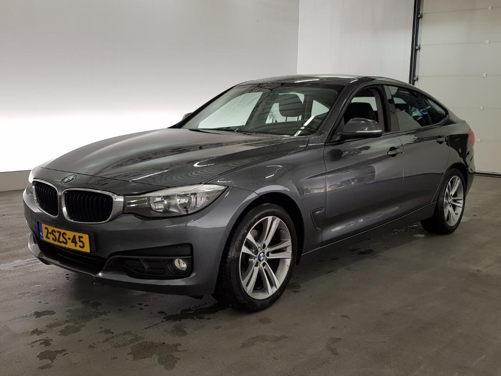 BMW 3-SERIE Gran Turismo 318d Business
