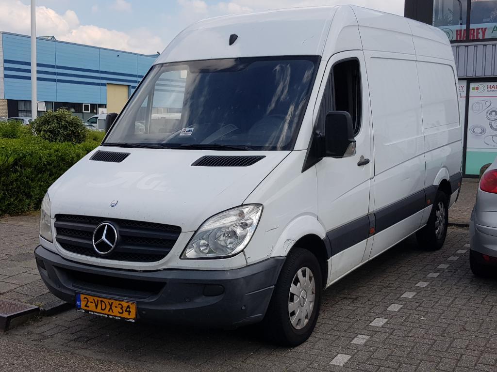 Mercedes-Benz SPRINTER  213 2.2 CDI 366 HDL2H2