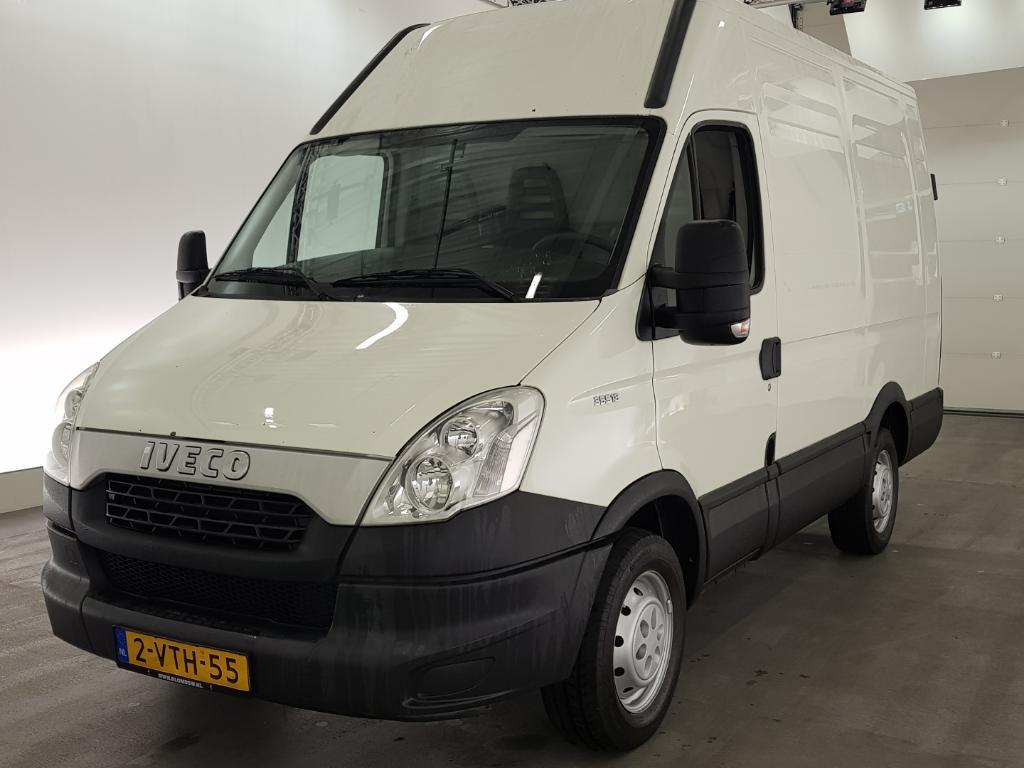 Iveco DAILY  35 S 13V 300 H2 Laadlift