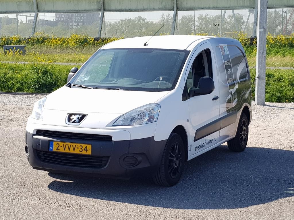 Peugeot PARTNER  120 1.6eHDI L1XR Pr+