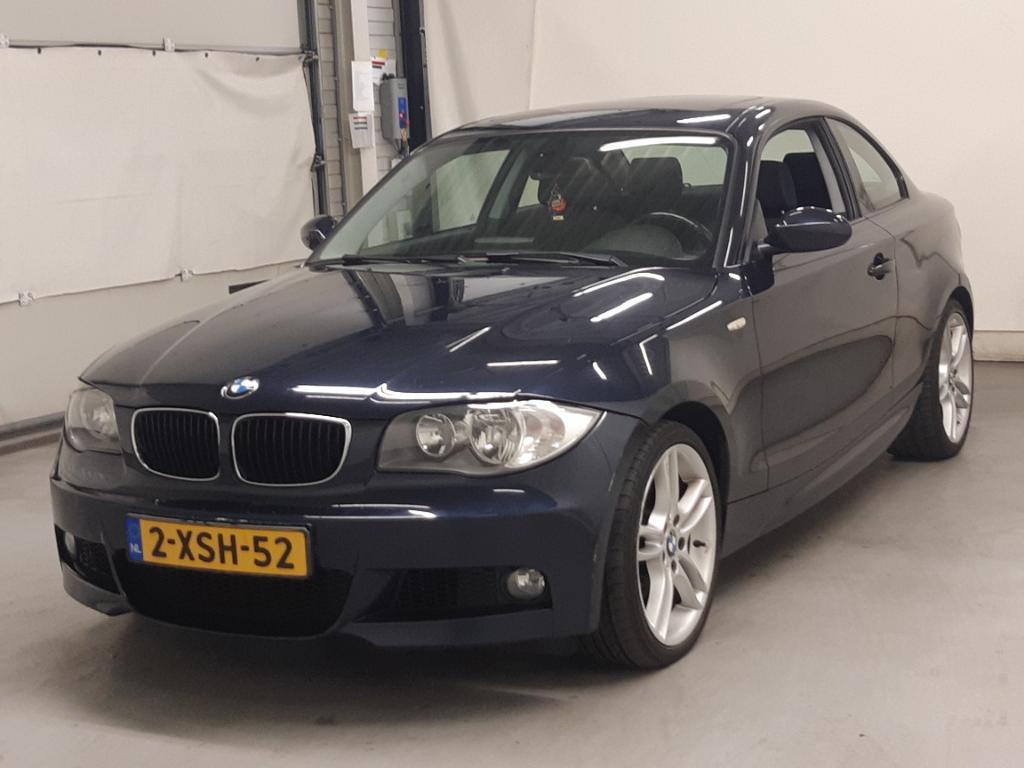 BMW 1-SERIE COUPÉ 120d High Executive  M-pakket