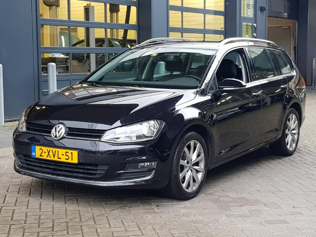 Volkswagen GOLF  2.0 TDI 110KW/150PK VARIANT