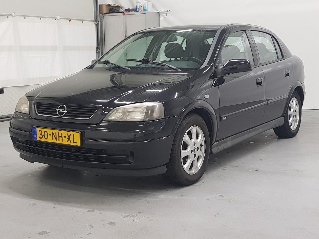 Opel ASTRA  1.6 8V 5D