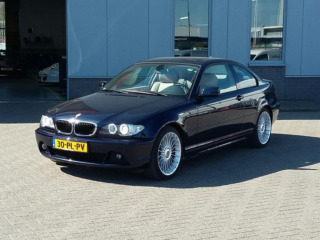 BMW 3-SERIE COUPE 318Ci Executive