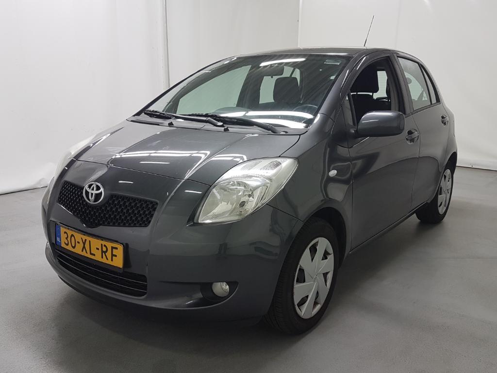 Toyota YARIS  1.3 VVTi Sol
