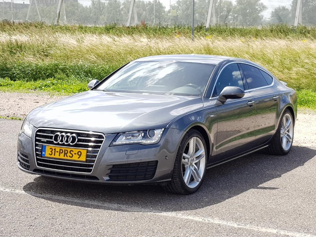 Audi A7 SPORTBACK 3.0 TDI q. PL. plus