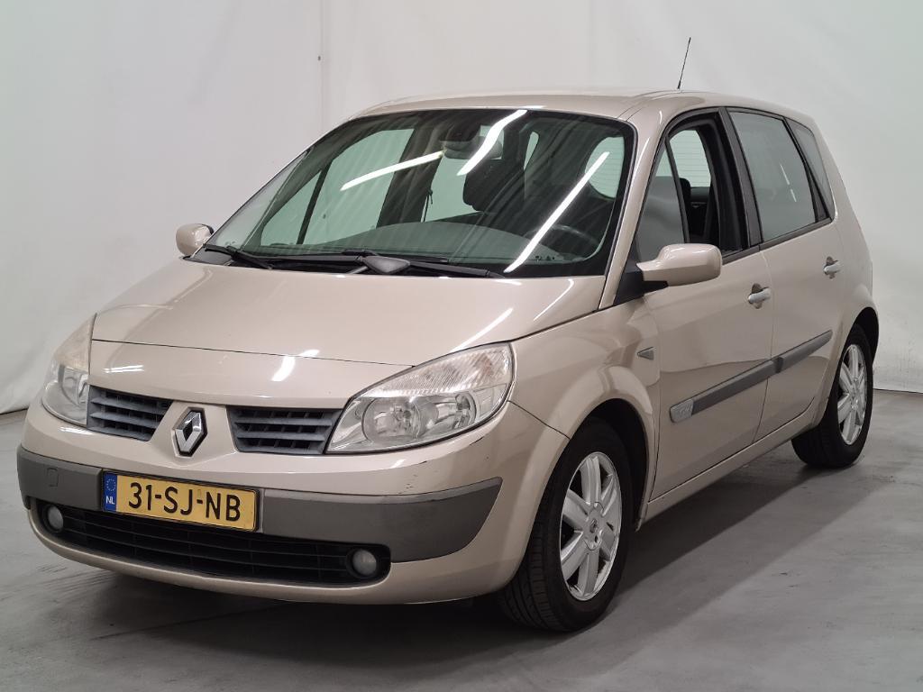 Renault SCENIC  2.0-16V Priv.Luxe