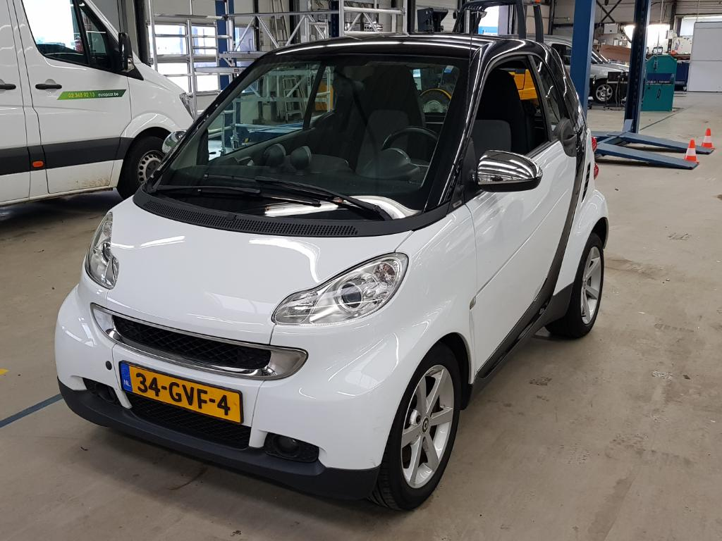 Smart FORTWO COUPE 1.0 mhd Passion