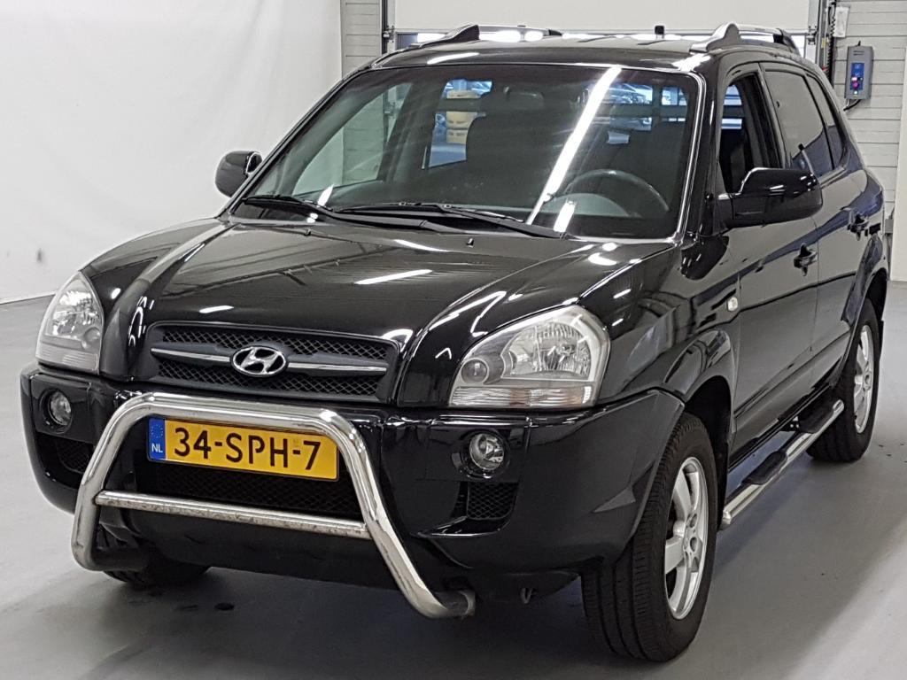 Hyundai TUCSON  2.0i Active