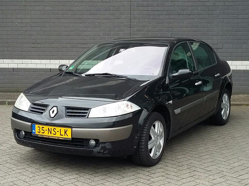 Renault MEGANE  2.0-16V Expr. Luxe