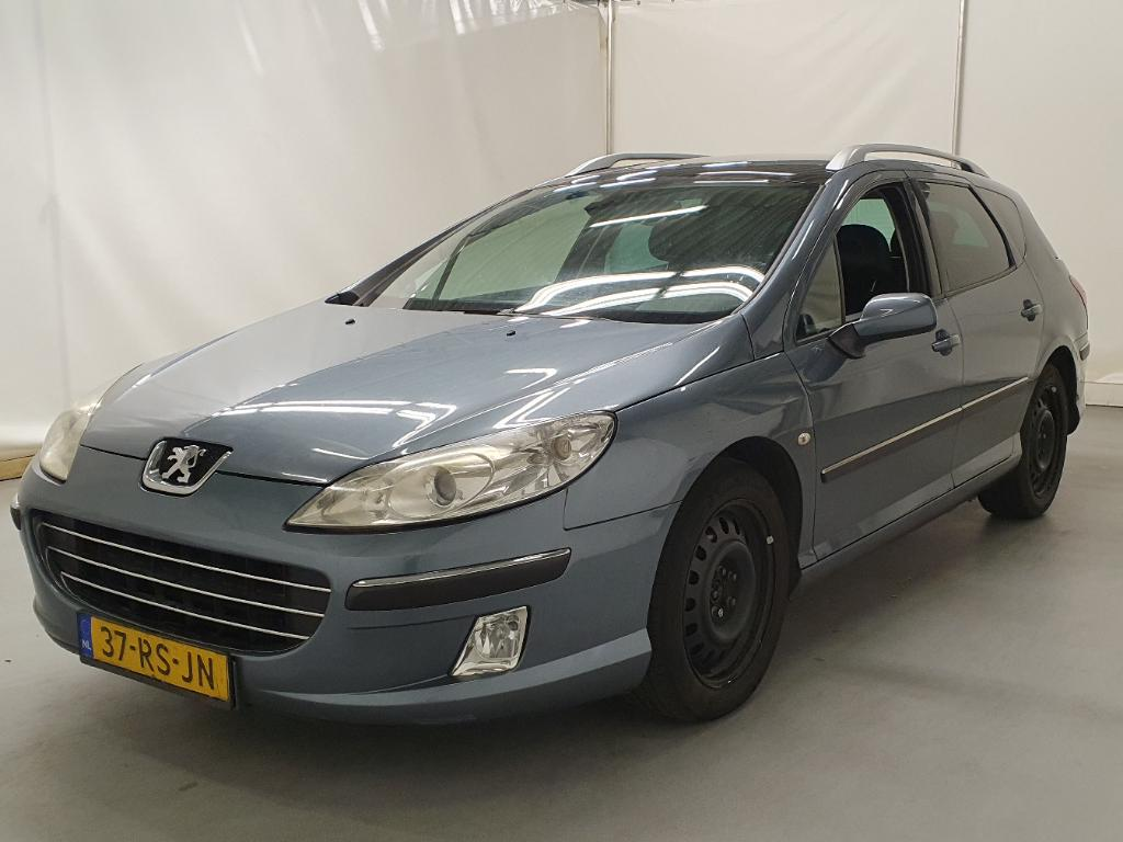 Peugeot 407 SW 2.0 HDiF XT Pack