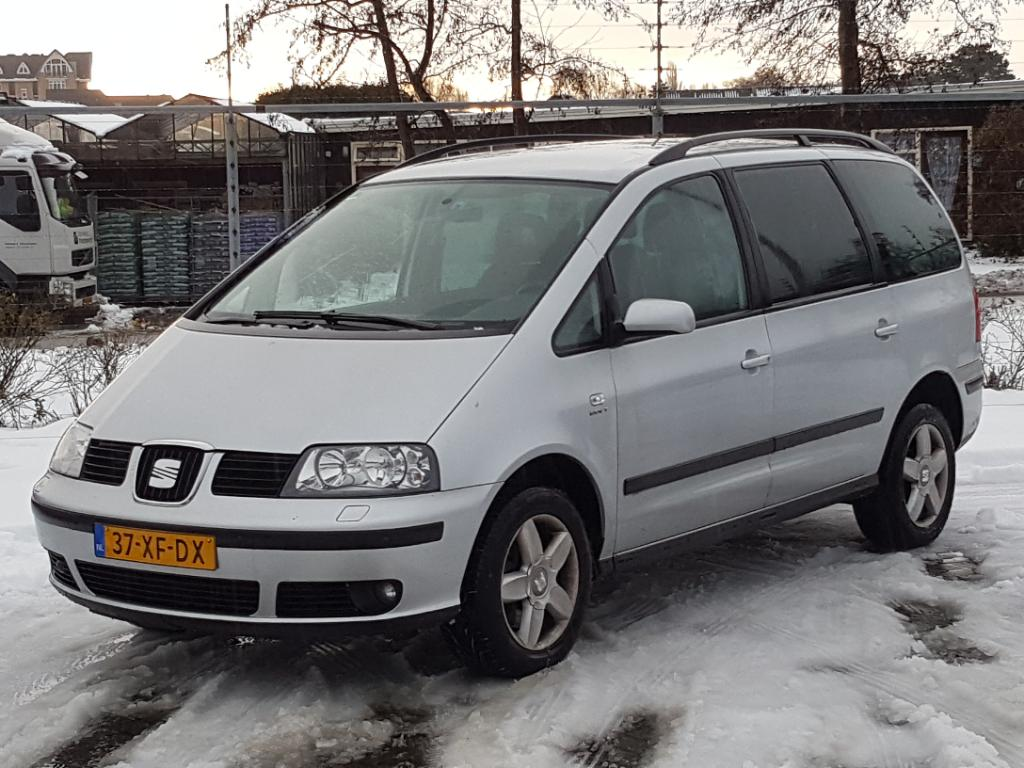Seat ALHAMBRA  1.8-20VT Reference 6-pers.