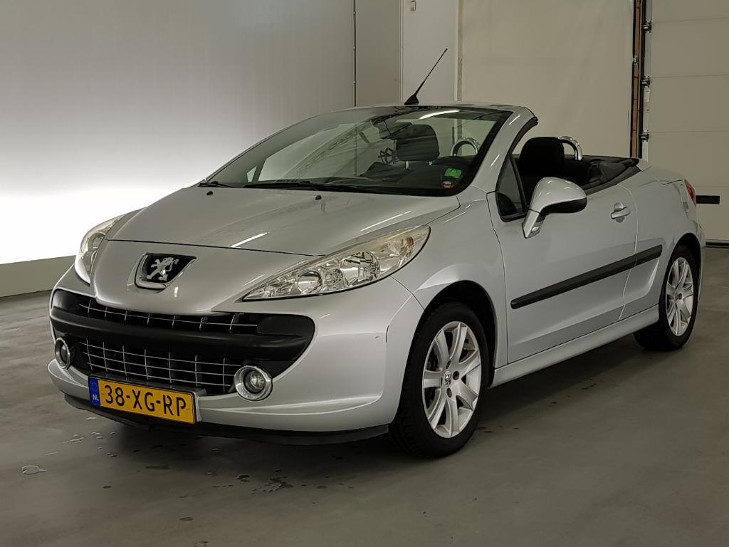 Peugeot 207 CC 1.6 VTi