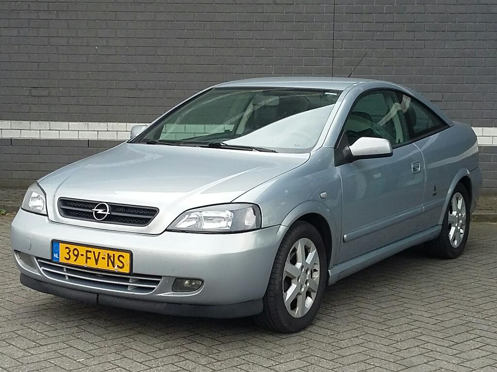 Opel ASTRA COUPE 1.8-16V