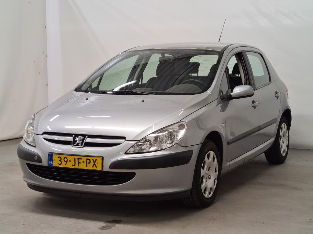Peugeot 307  1.4 XT
