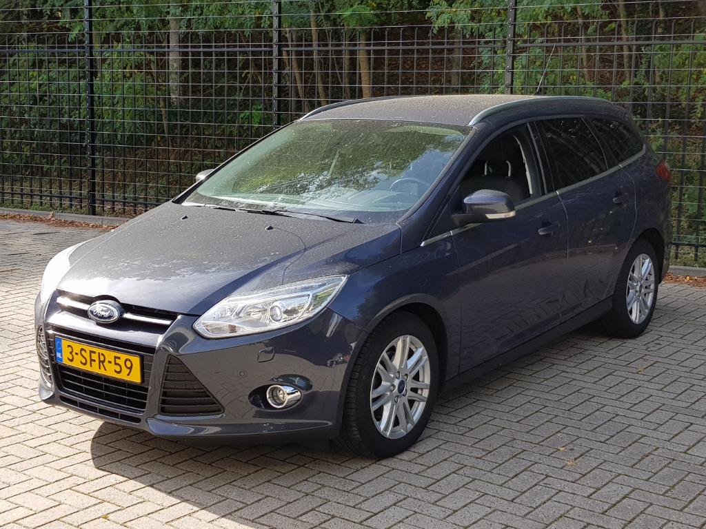 Ford FOCUS WAGON 1.6 TDCI ECO. L. Ti.
