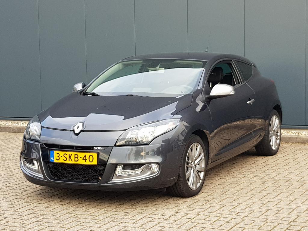 Renault MEGANE COUPE 1.5 dCi GT-Line