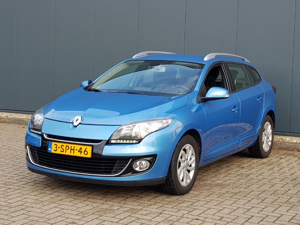 Renault MEGANE ESTATE 1.5 dCi Collection
