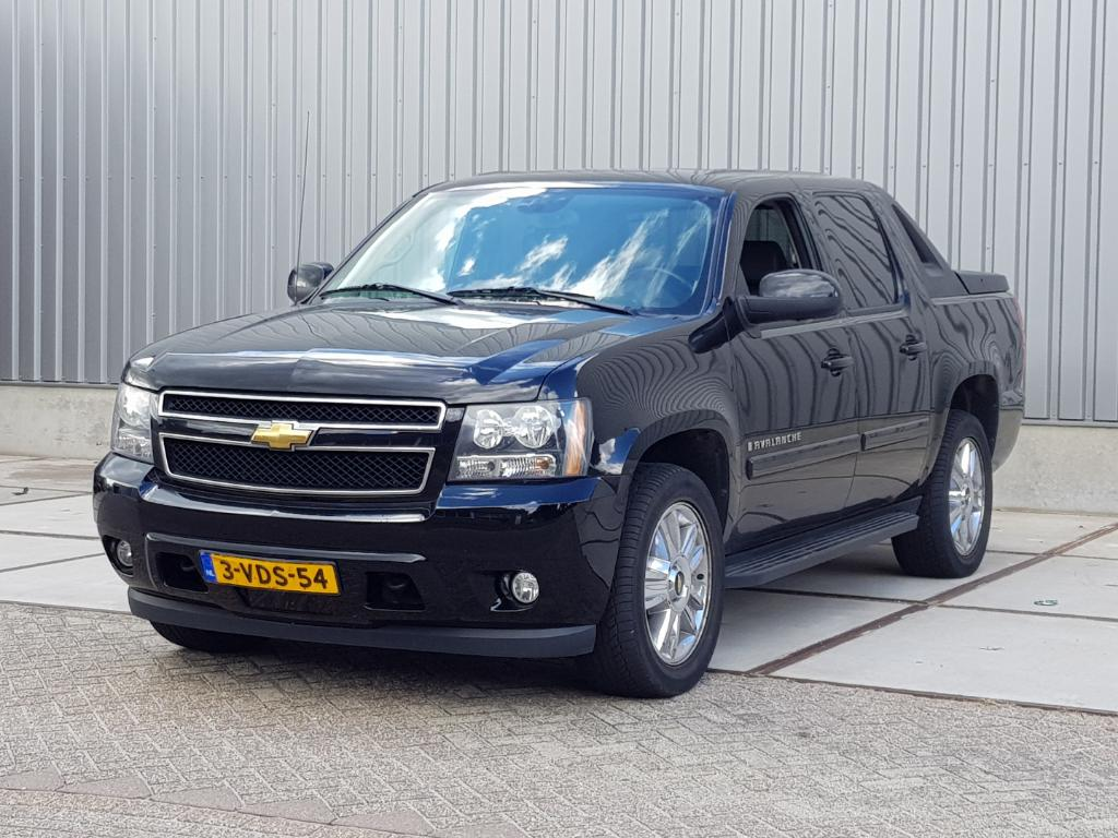 Chevrolet Avalanche 5.3 V8 4WD NOT FOR EXPORT