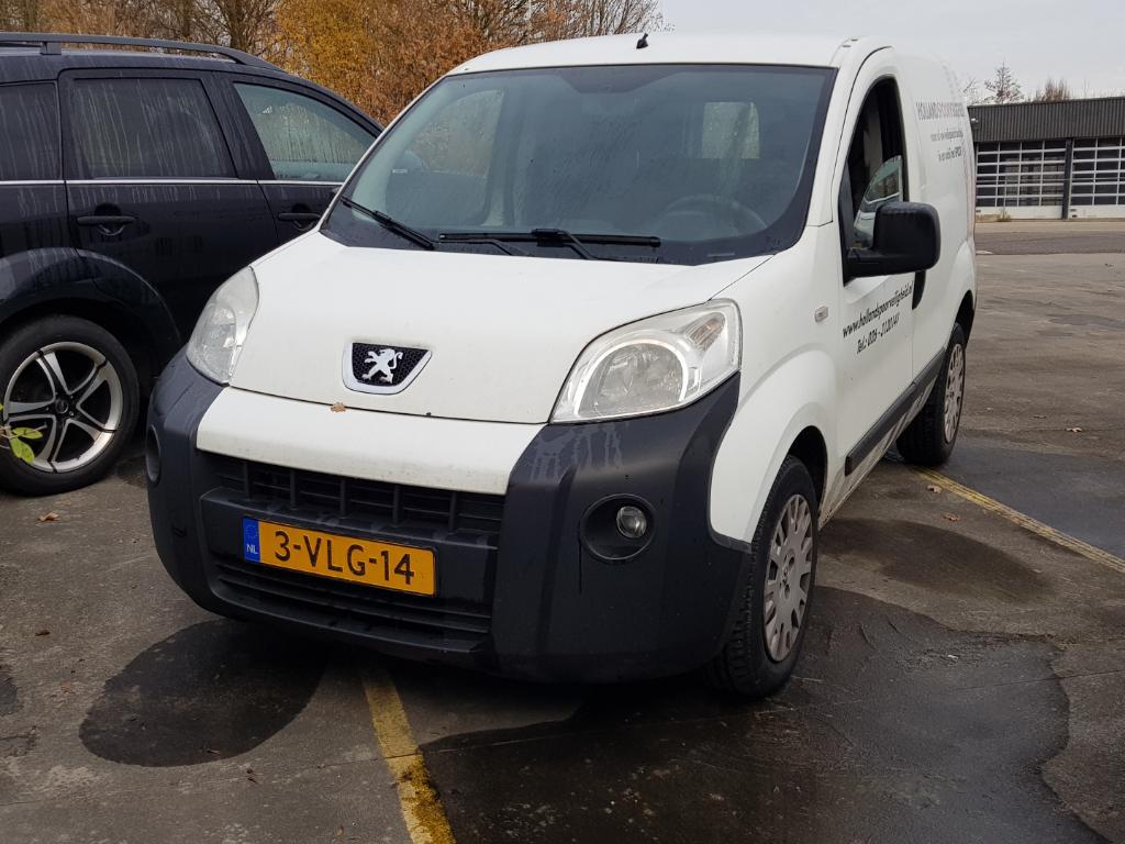Peugeot BIPPER 1.4 HDi XT