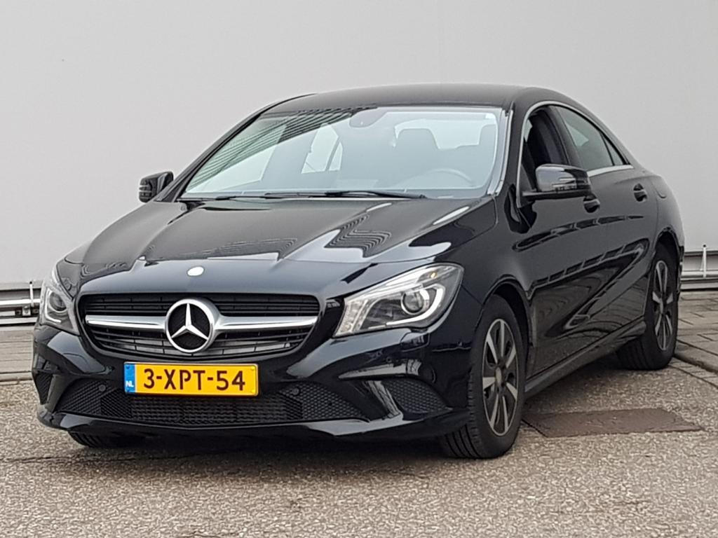 Mercedes-Benz CLA-Klasse 180 Bl.E. Lease Ed.