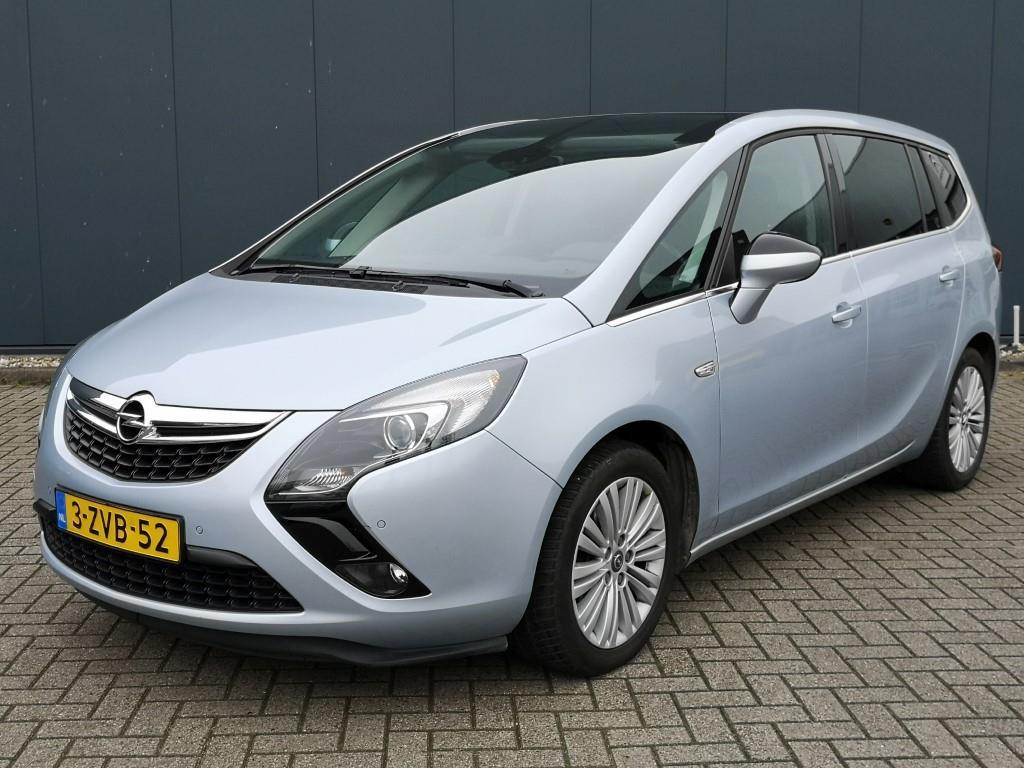 Opel ZAFIRA TOURER 1.6 CDTI Edition 7p.