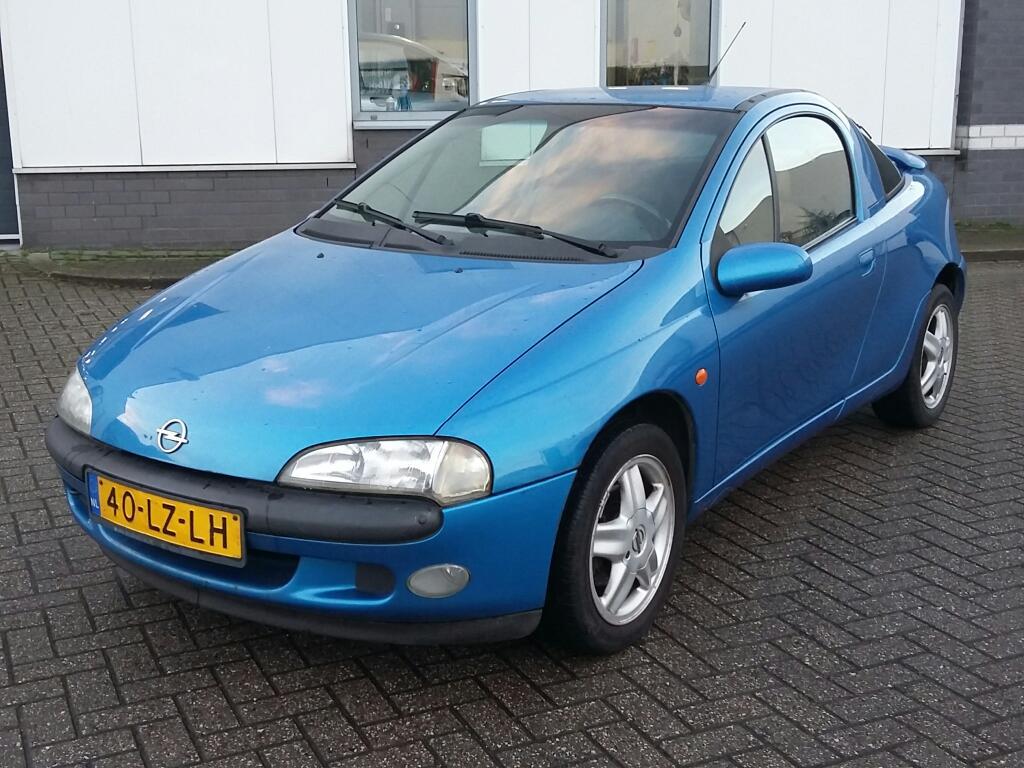Opel TIGRA  1.4i-16V