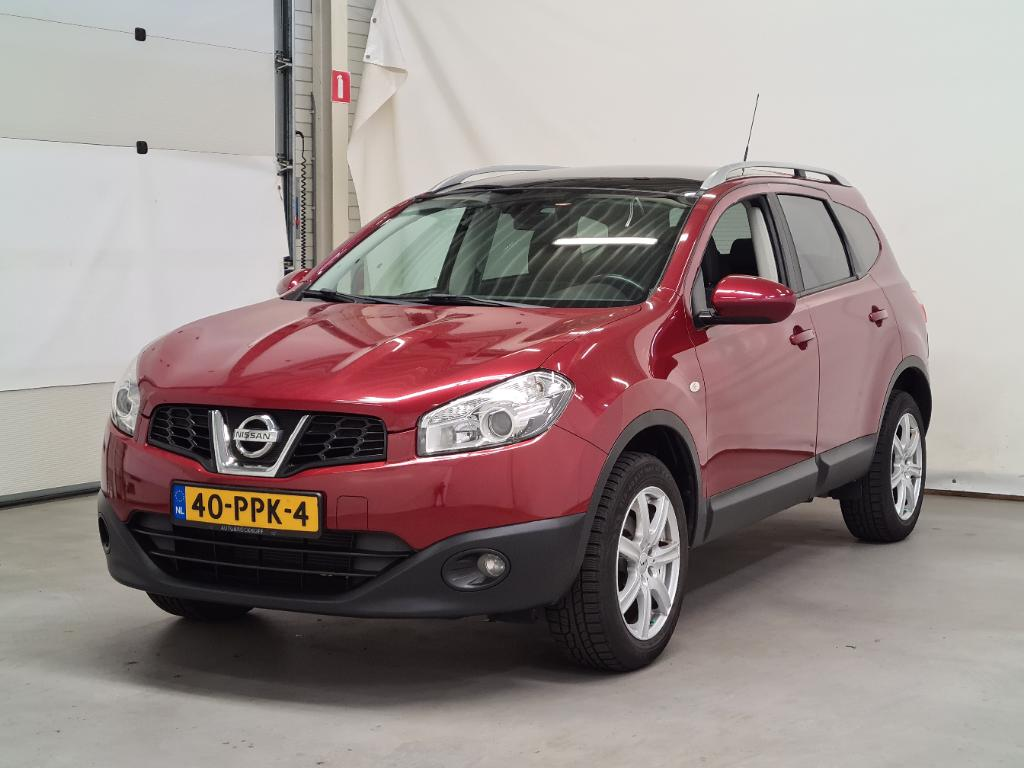 Nissan QASHQAI +2 1.6 Connect Ed. 7 pers