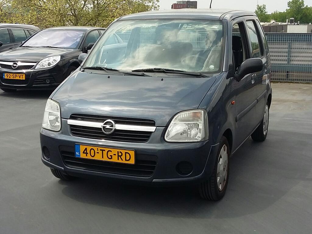 Opel AGILA  1.0-12V Flexx cool