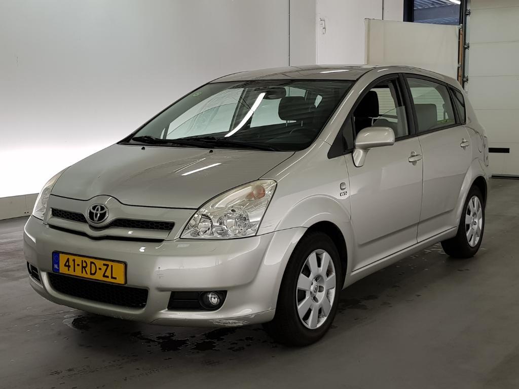 Toyota COROLLA VERSO 1.8 VVT-i Sol