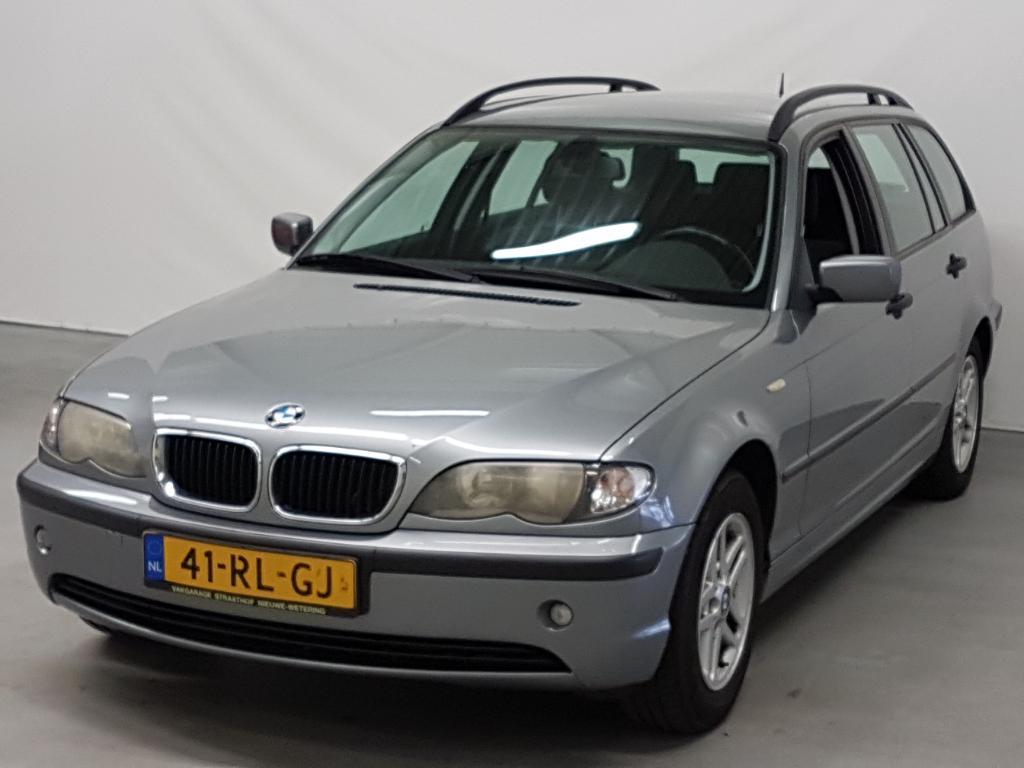 BMW 3-SERIE TOURING 316i Black&Silver II