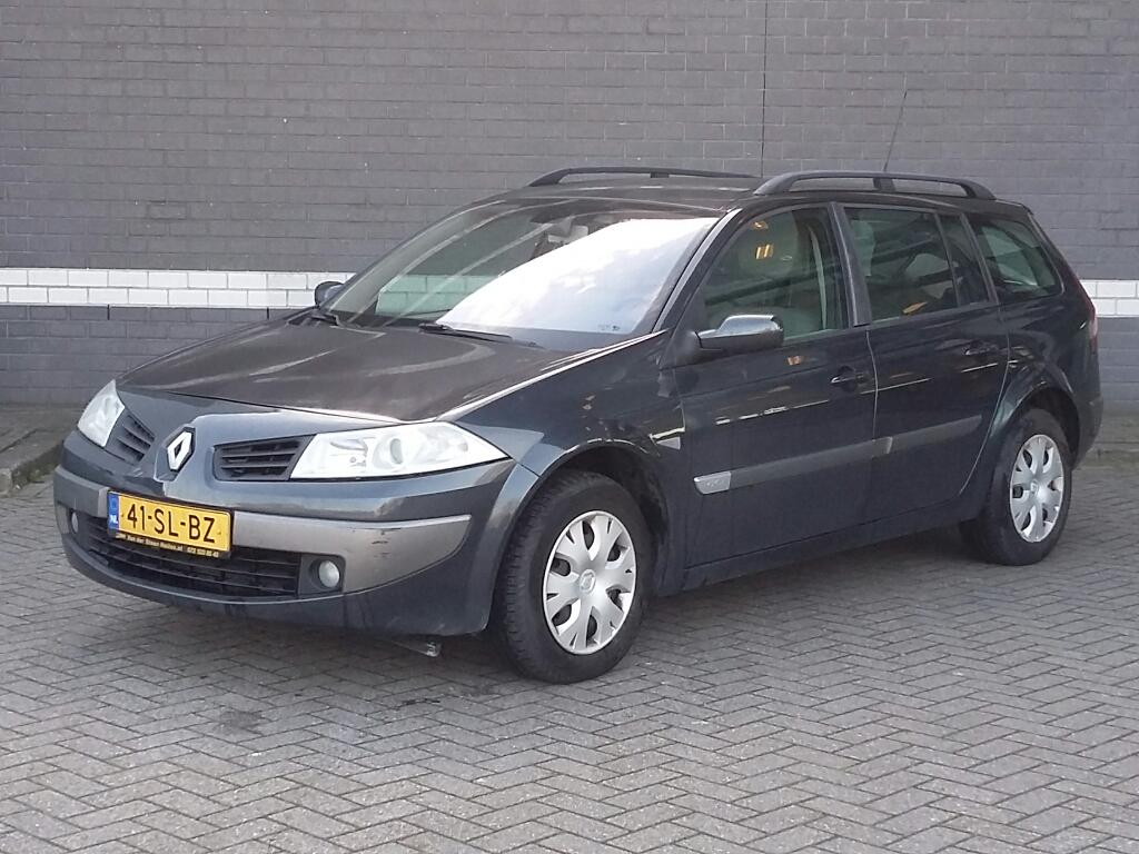 Renault MEGANE GRAND TOUR 1.5 dCi Expression