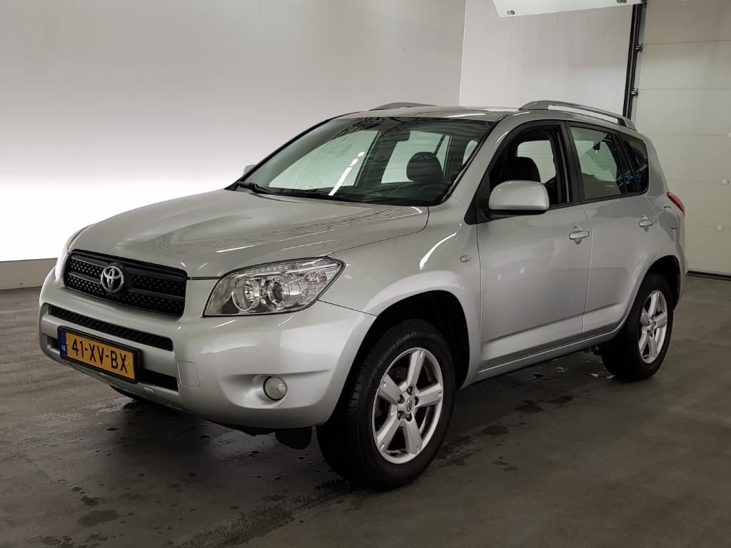 Toyota RAV4  2.0 VVTi Linea Sol AWD