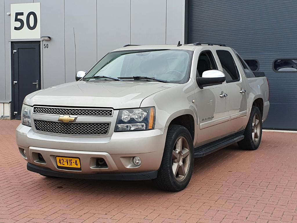 Chevrolet AVALANCHE 5.3 V8 4WD