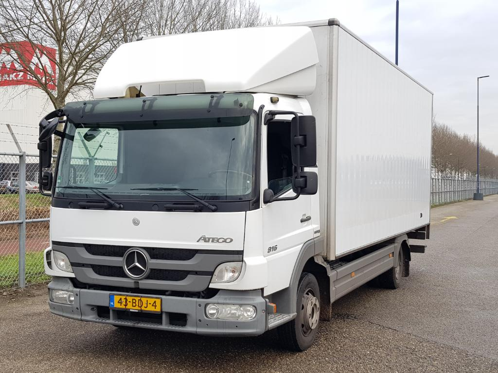 Mercedes-Benz ATEGO Atego 816 L 480 4X2 8,6t