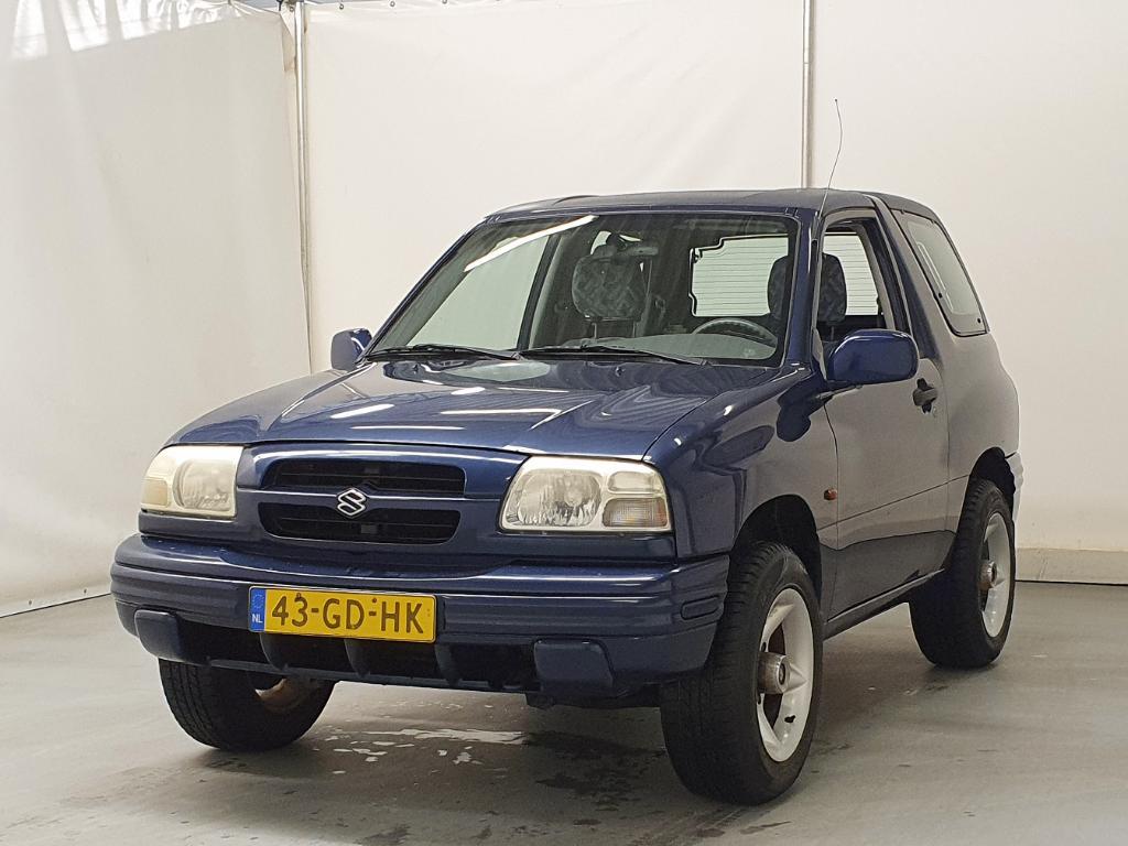 Suzuki GRAND VITARA  1.6 Cabrio