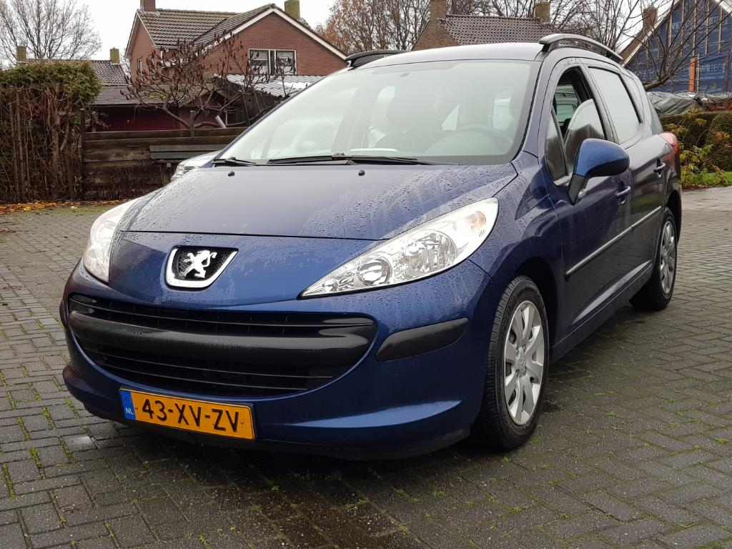 Peugeot 207 SW 1.4 VTi X-line