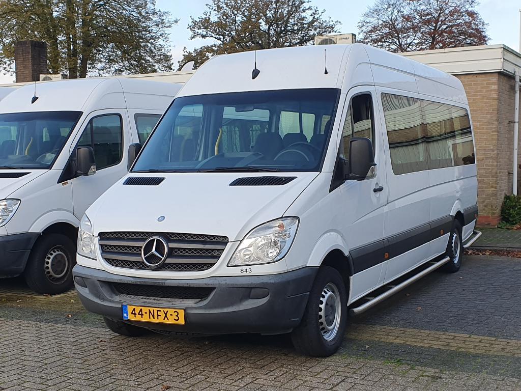 Mercedes-Benz SPRINTER  311 2.2 CDI 432 HD Rolstoelvervoer