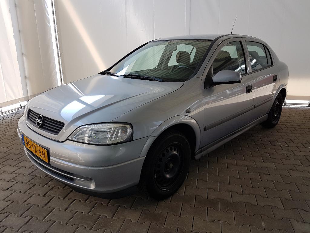 Opel ASTRA  1.6-16V Pearl