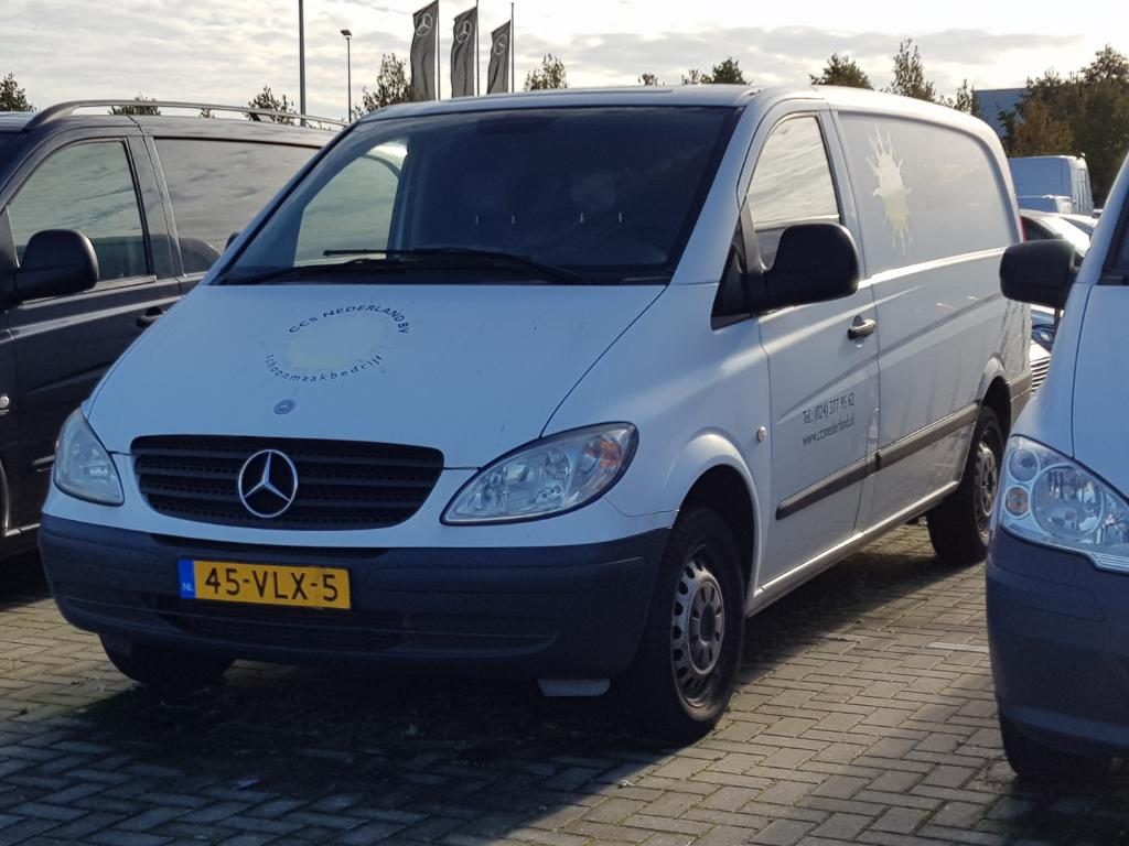 Mercedes-Benz VITO  111 CDI 320L.