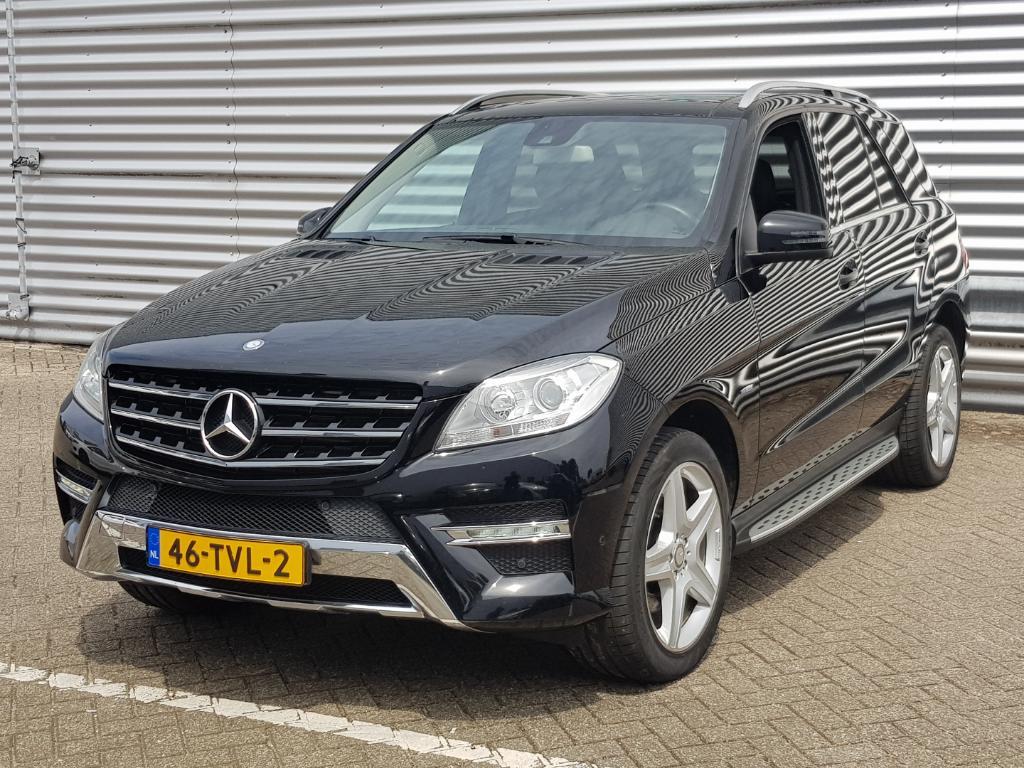 Mercedes-Benz M-KLASSE  350 BlueTEC Ed. 1