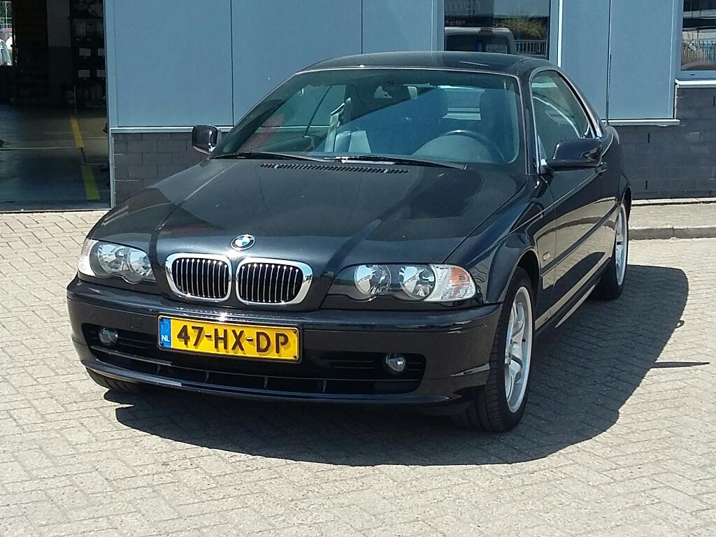 BMW 3-SERIE CABRIO 323Ci Executive