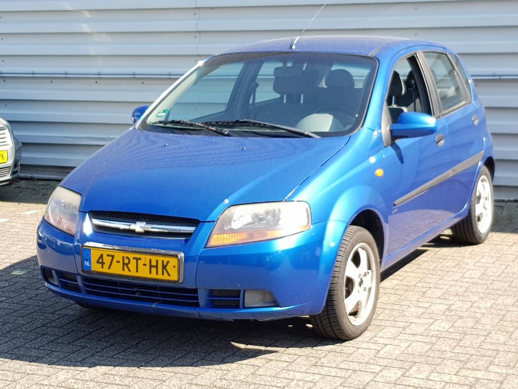 Chevrolet KALOS 1.4 Style